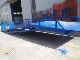 移動登車橋用於無裝卸設備的貨臺,及流動裝卸場所【濟南偉晨】