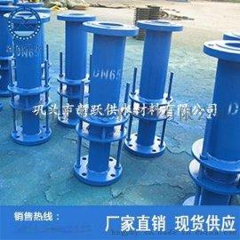 管道系统专用接头CS型热力管道伸缩器 新跃厂家直销