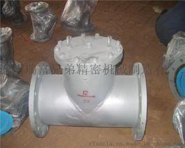 厂家生产碳钢三通过滤器 篮式过滤器 T型过滤器