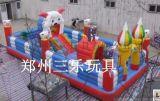 上海儿童充气蹦床新款充气城堡价格