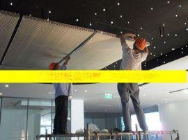 铝板装饰网 铝板网规格 卓质铝板网厂