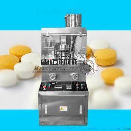 深圳旋转式压片机/保健品(海藻粉)片剂成型厂家