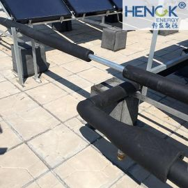 恒凯能源分布式太阳能热水工程项目设计方案