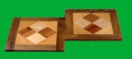 实木拼花砖