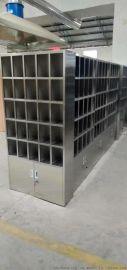 重庆不锈钢储物柜 不锈钢水杯柜 工具柜定做
