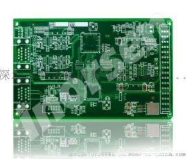 工业PCB电路板、无铅喷锡六层工控主板