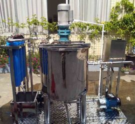 远扬专业供应洗洁精设备,可免费培训技术