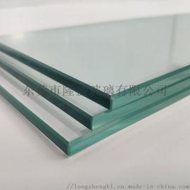 超白钢化玻璃 4MM普白玻璃