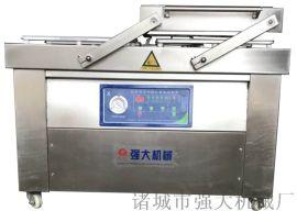 强大机械出售电子元件真空包装机
