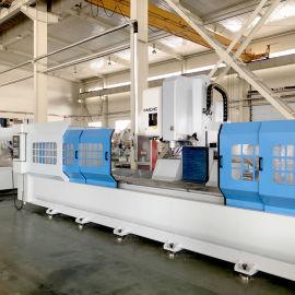 铝型材数控加工中心,铝型材钻铣加工设备