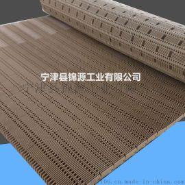 厂家定制塑料网带4809耐高温突肋网带及配套产品