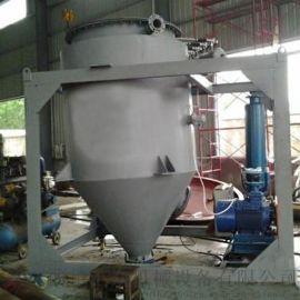 除尘式吸灰机 低压气力连续输送泵 六九重工 无轴管