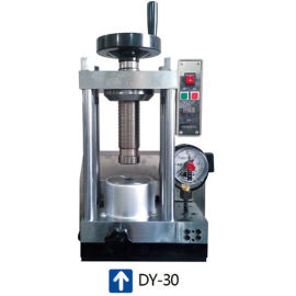 DY-60电动粉末压片机 实验室压片机