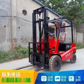 菏泽1吨电动叉车厂家小型电动叉车小型堆高车