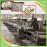 肉类海鲜连续式清洗蒸煮冷却机-果蔬漂烫蒸煮线