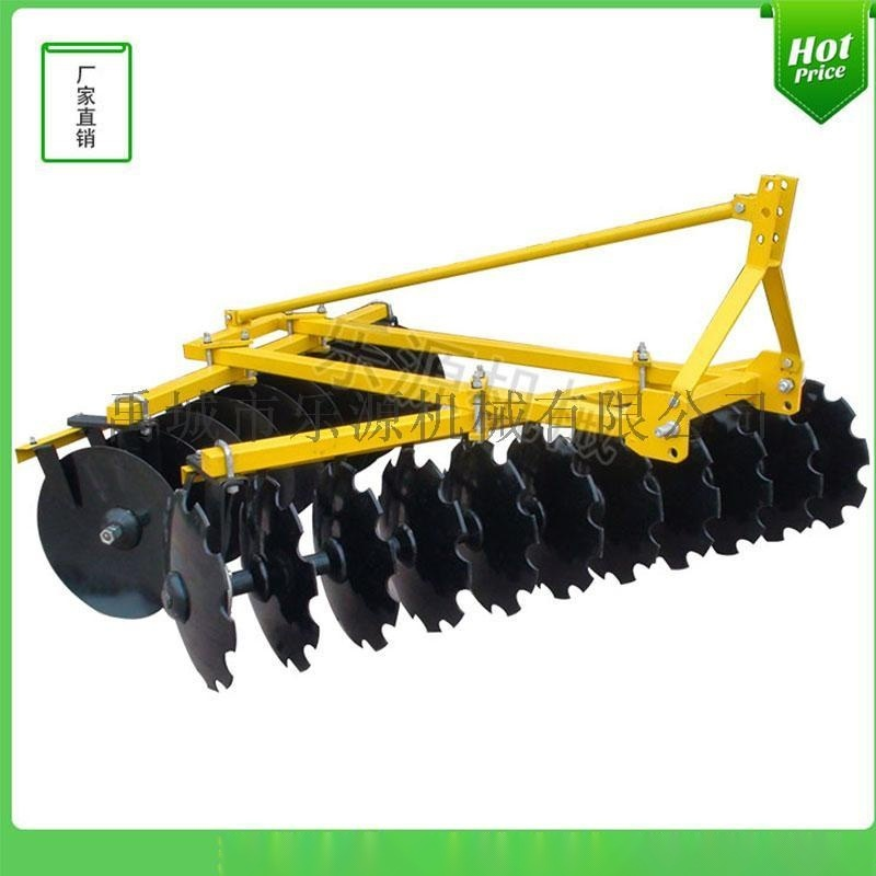 懸掛中耙拖拉機懸掛1BJX系列農耕機械