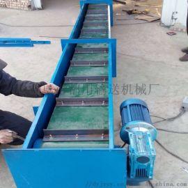 散料输送机 耐高温刮板机 六九重工 连续式运输刮板