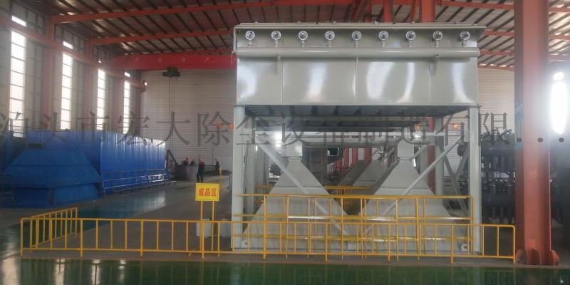 供应冶金化工厂JDMC系列脉冲长布袋除尘器型号齐全