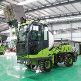 自动上料水泥搅拌车 农用混凝土搅拌运输车