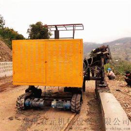 混凝土路沿石滑膜机 全自动公路路肩石成型机