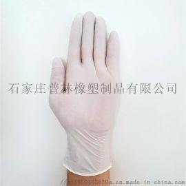 白色丁腈手套 家用 工业防护 食品厂