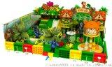 淘氣堡兒童樂園大型室內遊樂場設備定制廠家親子樂園新款