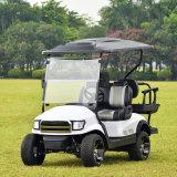 杭州溼地公園新概念四座電動觀光車遊覽電瓶車廠家直銷