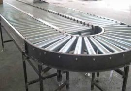 pvc输送带报价 轻型铝型材 LJXY 滚筒流水线
