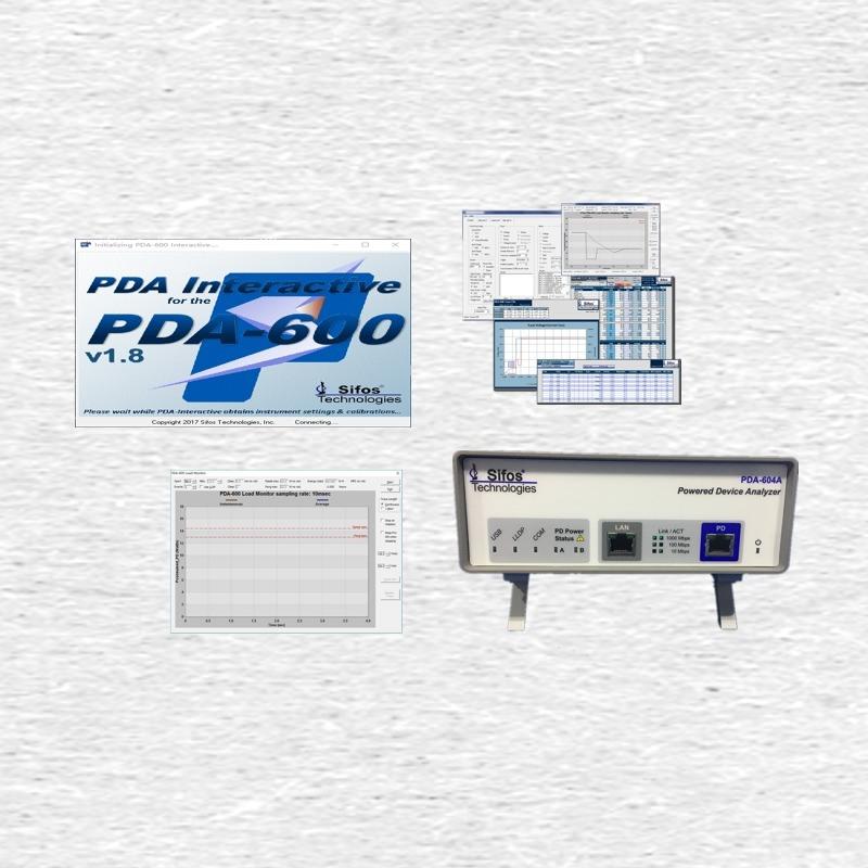 PD 802.3at介面的功率採樣