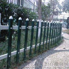 湖北咸宁pvc围栏 pvc围墙栅栏