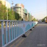 安徽安慶道路分道護欄   護欄施工