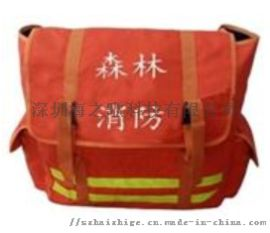 消防水带背包