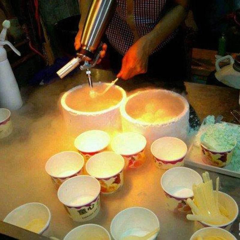 千變冰淇淋設備加盟5元一杯模式跑江湖地攤貨源