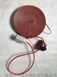 油桶硅胶加热带硅橡胶加热圈