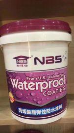 耐博仕楼面补漏材料丙烯酸防水涂料