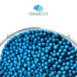 T8型2-3mm蓝色纳米矿晶 改性沸石分子筛除臭剂