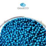 T8型2-3mm藍色納米礦晶 改性沸石分子篩除臭劑