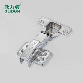 厂家直销201不锈钢铰链液压铰链缓冲柜门铰链
