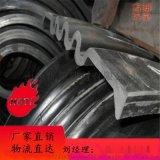 橡胶止水带350*6等规格中埋外贴钢边等规格