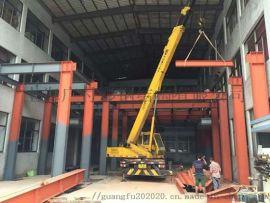 膜结构钢结构阁楼景观棚推拉棚上海广付彩钢设计钢构