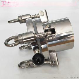卫生级手孔 压力手孔 304不锈钢手孔 手孔带视镜