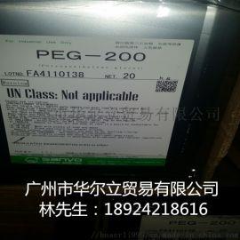 日本进口 三洋化成 聚乙二醇 PEG-200