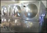 不鏽鋼水箱結構及安裝