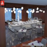 自助餐檯圖片,西餐自助餐檯,自助餐臺裝飾