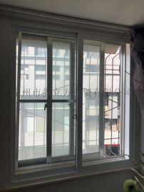 西安静立方铝合金提供装修好的房子安装隔音玻璃