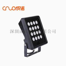 监控LED白光补光灯安防监控闪光灯车牌识别大功率灯