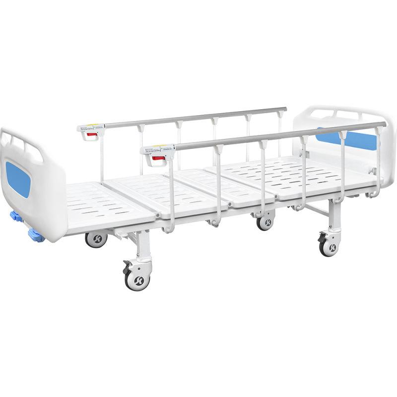 D2wa ABS双摇手动医疗护理床 手动病床