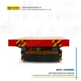 車間軌道地平車電動貨物10T蓄電池軌道平板車