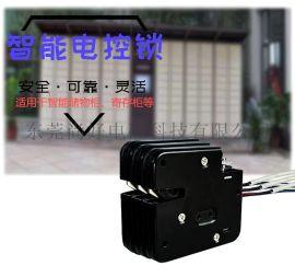 电磁锁 智能柜防假锁电控锁 寄存柜电磁锁