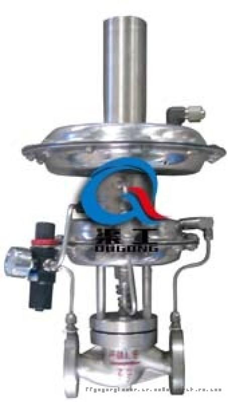 ZZYVP-16BII,氮封阀,自力式压力调节阀